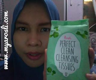 Prreti: Perfect Clean Cleansing Tissue