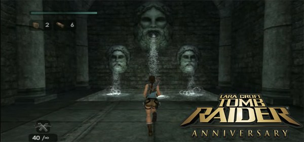 Tomb Raider Anniversary Screenshot 2