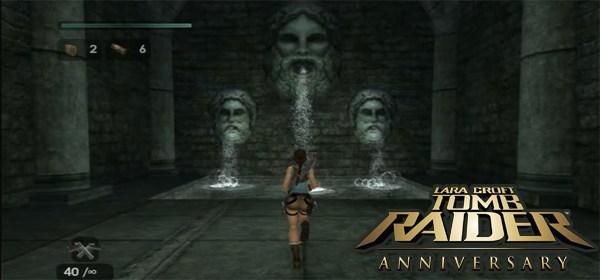 Tomb Raider Anniversary Screenshot 2