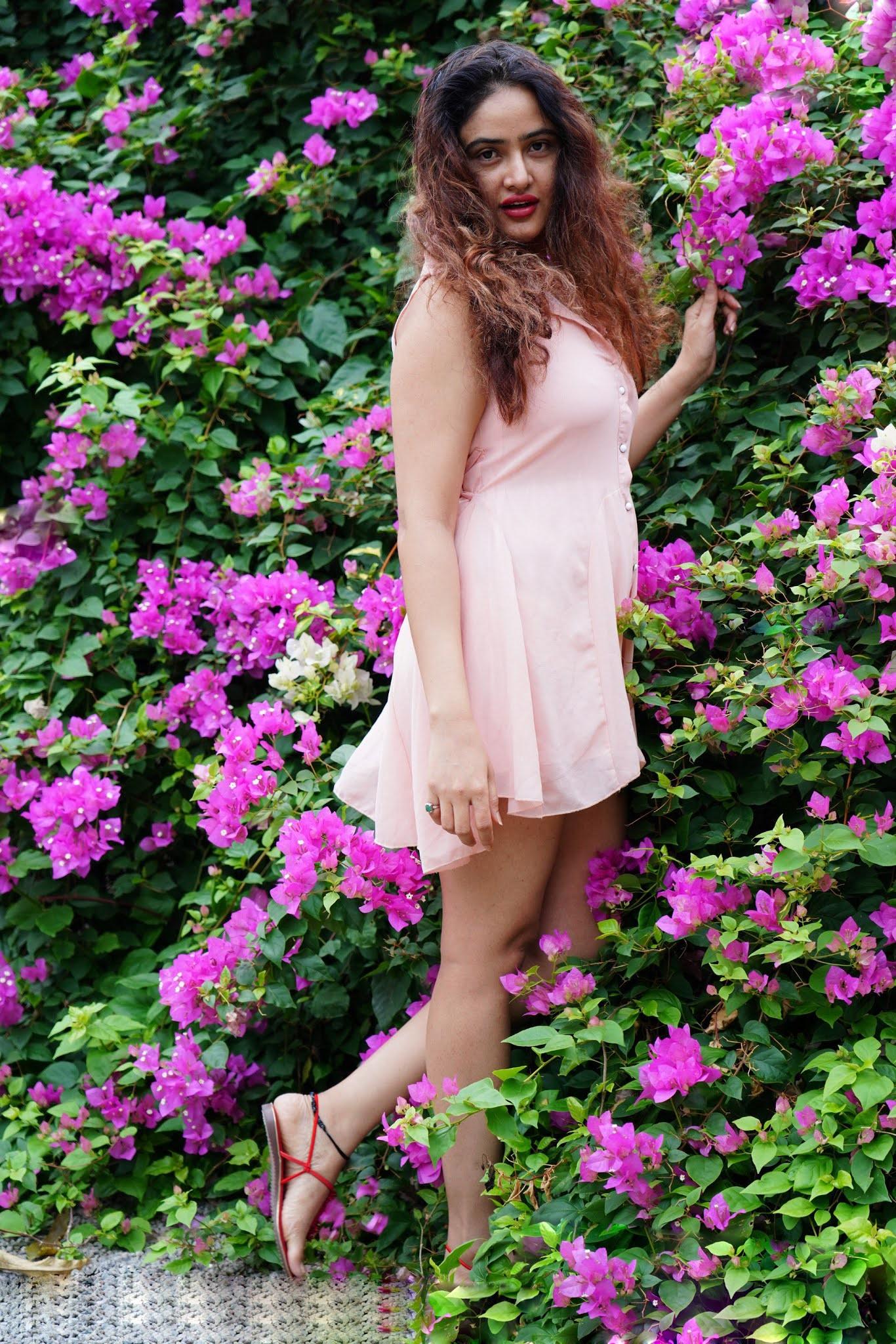 Actress Sony Charishta      Glam Photoshoot