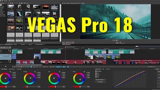 جديد/ تحميل مباشر  Magix Vegas Pro 18  كامل بالتفعيل 2021