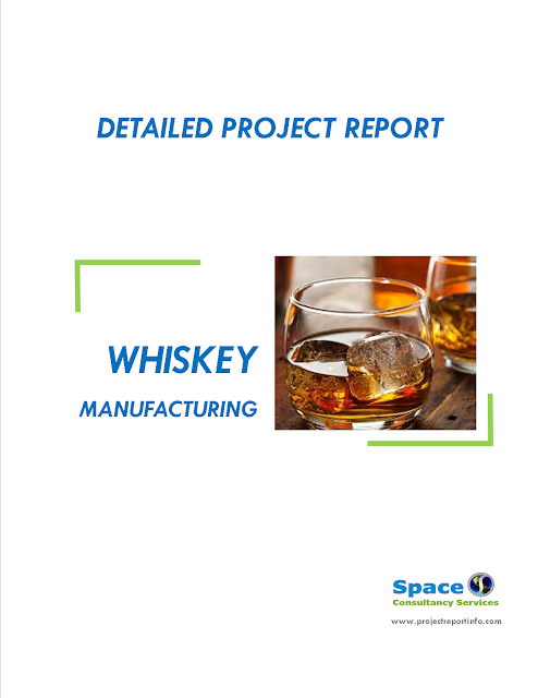 Project Report on Whiskey Manufacturing