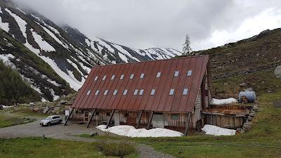 rifugio Val Veny