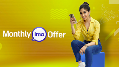Telenor Monthly IMO Bundle Package