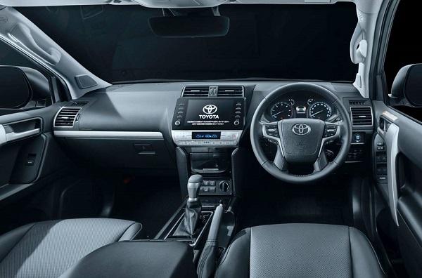 Toyota Land Cruiser Prado (2021) Precio, Motor, Medidas y Equipamiento - Monkey Motor