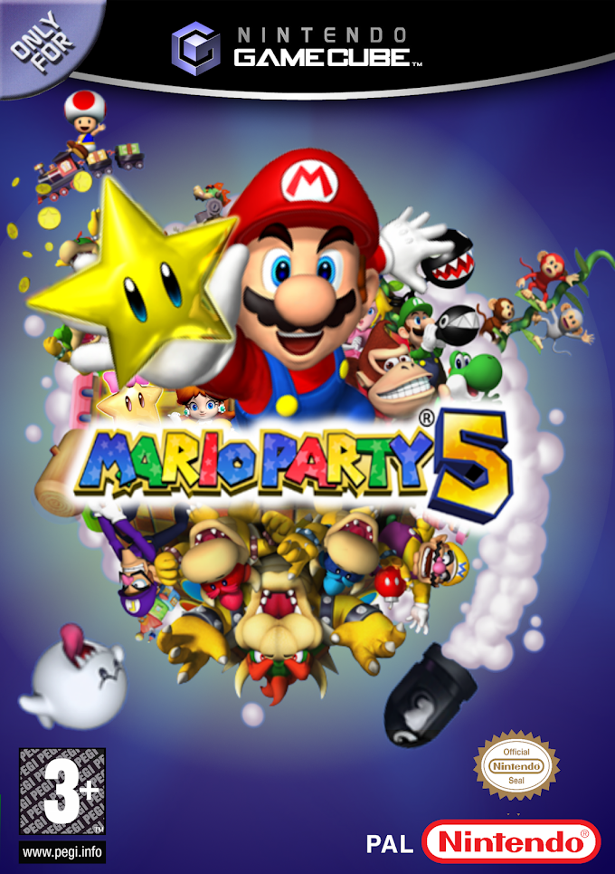 [NGC] Mario Party 5