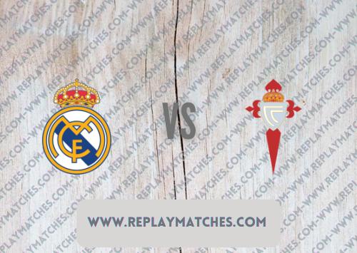 Real Madrid vs Celta Vigo Full Match replay & Highlights 12 September 2021
