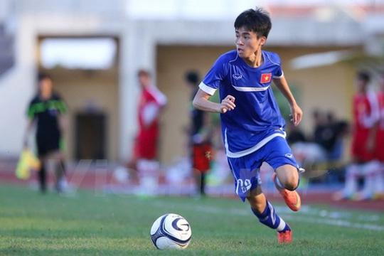 Chàng cầu thủ trẻ tuổi của HAGL lọt top 40 cầu thủ triển vọng