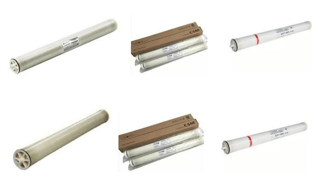 Merk dan Tipe Membran Untuk Mesin RO 2000 GPD