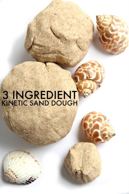f1f0744901 3 Ingredient Kinetic Sand Recipe | The OT Toolbox