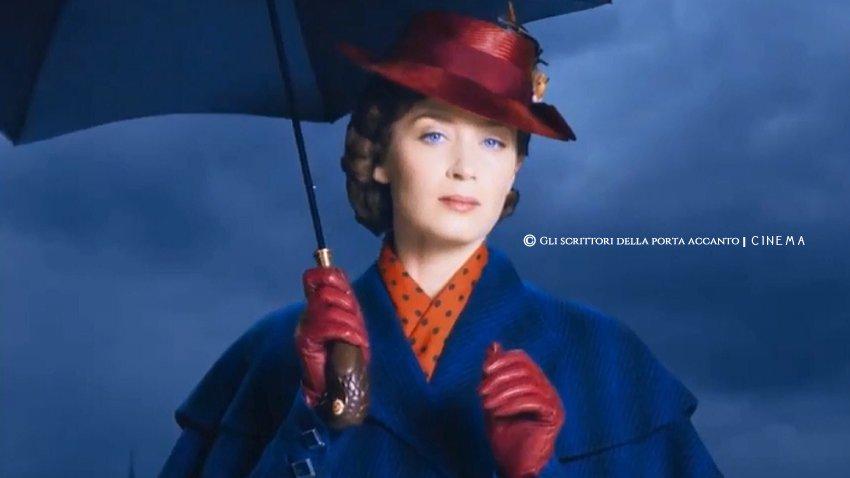 Mary Poppins returns, sequel - Cinema, film, Gli scrittori della porta accanto