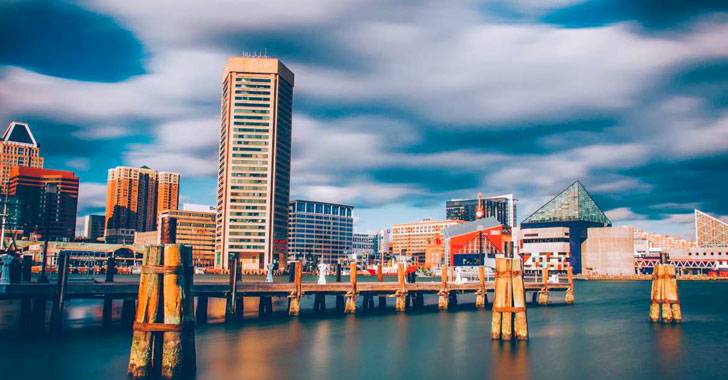 Baltimore City Shuts Down Most of Its Servers After Ransomware Attack