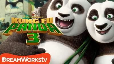 Kung Fu Panda 3 (2016) 3d Movies Tamil Telugu Hindi Eng 1080p