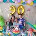 Dona Terezinha Mota completa 90 anos, e reúne toda família para comemorar mais um ano de vida