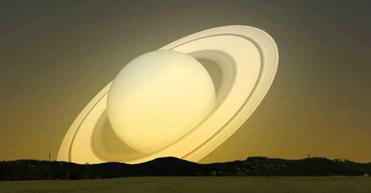 Altıgen Fırtına, Satürn'ün Kuzey Kutbu'nda durmaksızın devam eden bir doğa olayıdır.