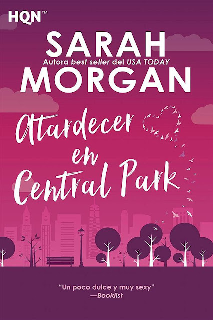 Atardecer en Central Park | From Manhattan with love #2 | Sarah Morgan