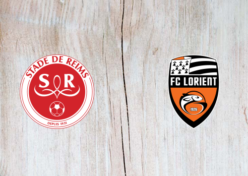 Reims vs Lorient -Highlights 17 October 2020