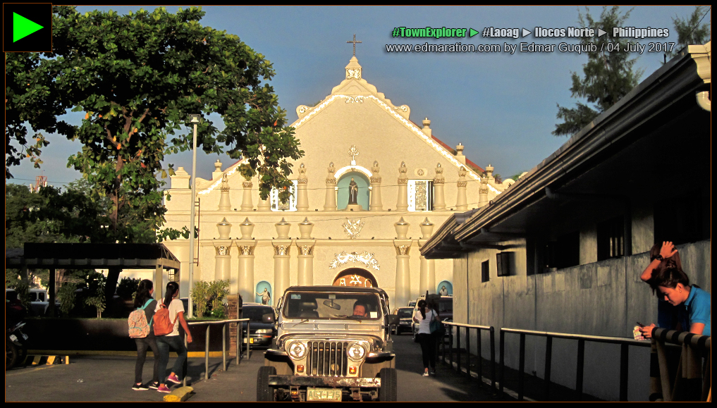 LAOAG CATHEDRAL OF SAINT WILLIAM