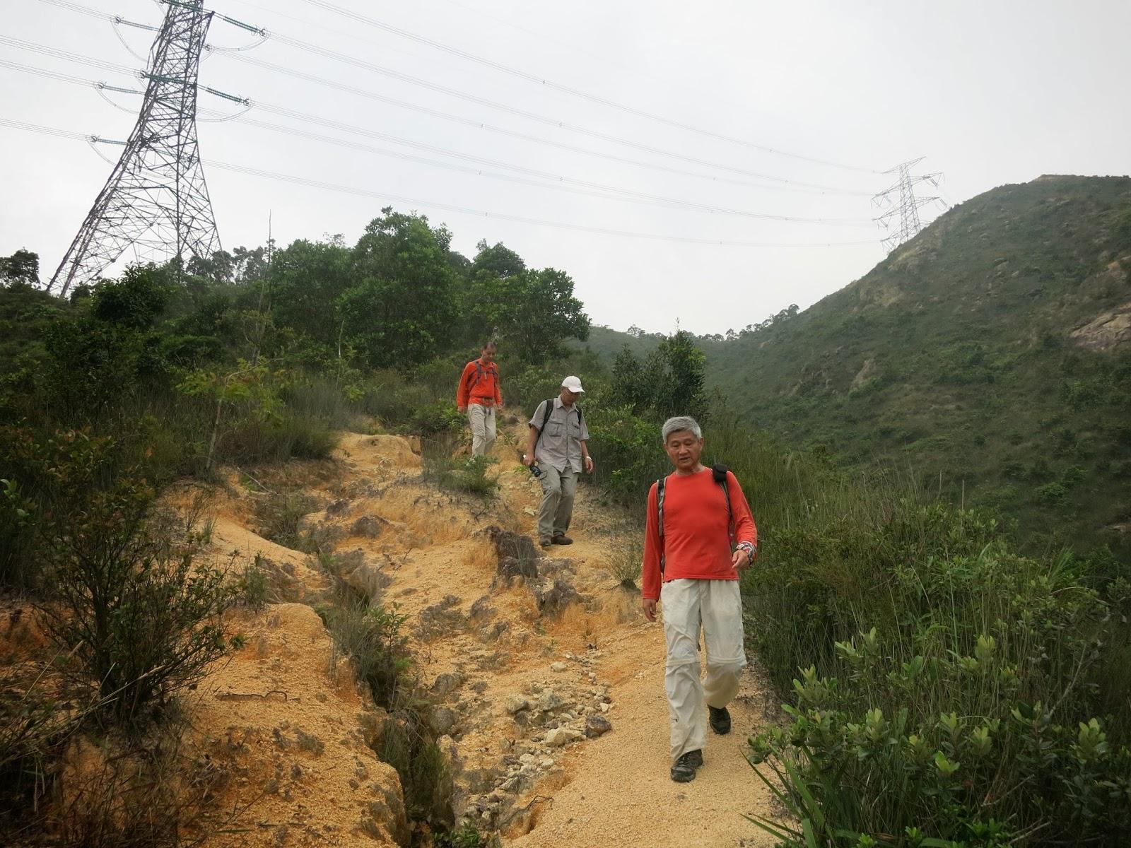 Trackhikers 遊山玩水 樂在其中: 洪水坑水塘,神仙轍,黃泥墩水塘連走