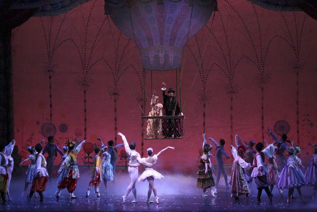 ChiIL Mama : Joffrey Ballet-#1 Nutcracker Child Interviews