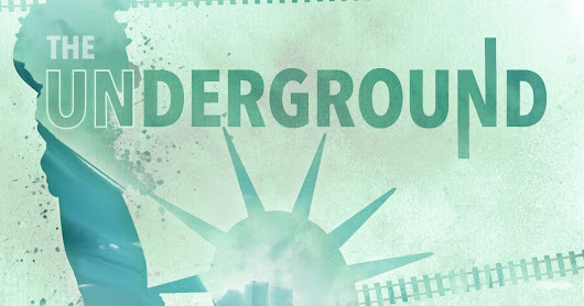 The Underground Cover Reveal