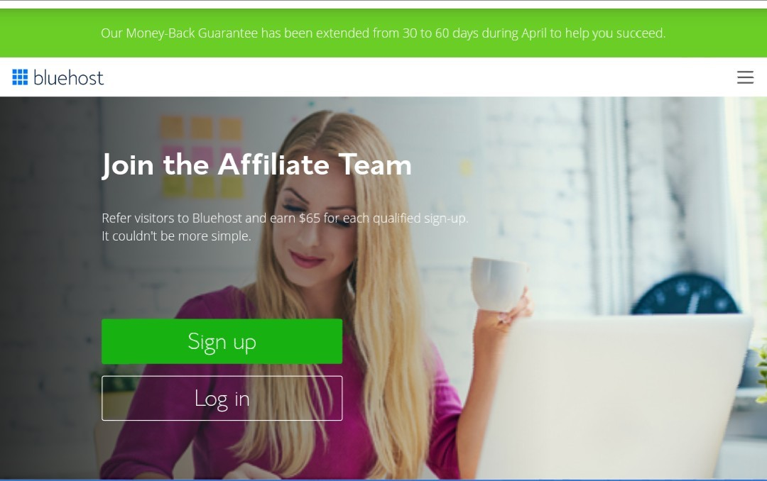 Bluehost Affiliate Login