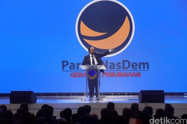 Surya Paloh Pikir-pikir Buat Temui Parpol Non-Koalisi Pemerintah Lagi