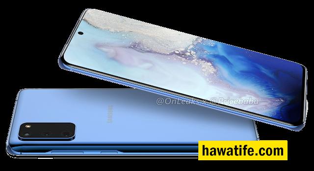 سعر ومواصفات هاتف سامسونج الجديد الجلاكسي اس 20 - Samsung Galaxy S20 5G