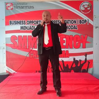 PT Sinarmas Multifinance Kembali Guncang Dompu Dengan Kegiatan SMMF Agency