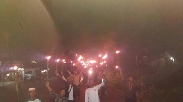 Breaking News, Polisi Tahan Ketua FPI Nagan Aceh Barat Terkait Kasus...