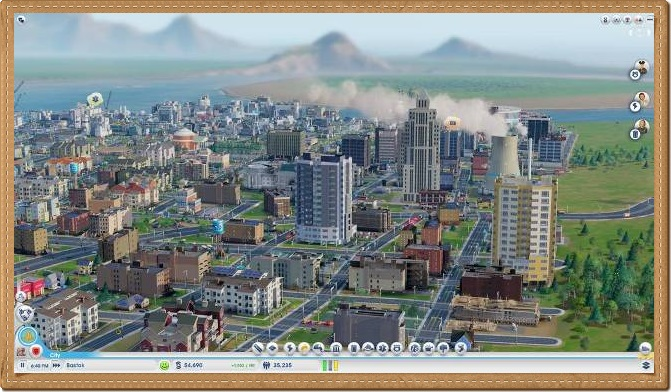 Simcity | video game armada.