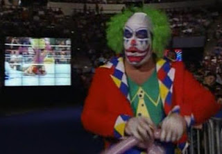 WWF (WWE) SURVIVOR SERIES 1992 - DOINK THE CLOWN
