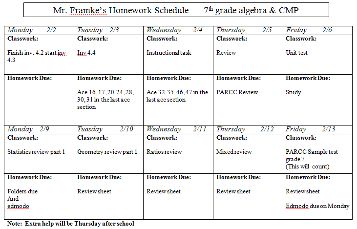Math homework help for 7th graders