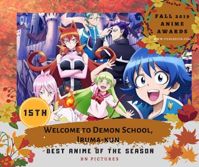 Welcome to the Demon School Iruma-kun!!