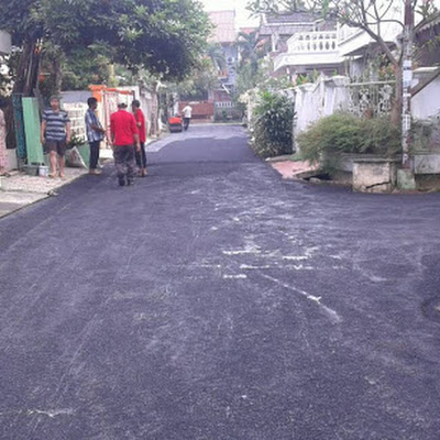 Harga Borong Jasa Tukang Aspal Jalan Per Meter 2 di Cirebon Jawa Barat