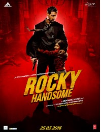 Rocky Handsome (2016) Hindi Non Retail DVDRip 700MB