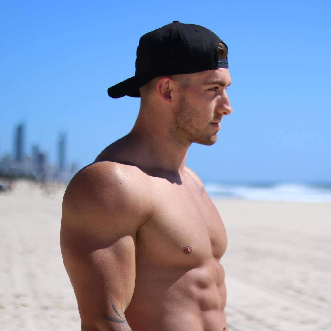 beefcake-beach-hunk-blake-williamson-straight-masculine-alpha-bro-baseball-cap