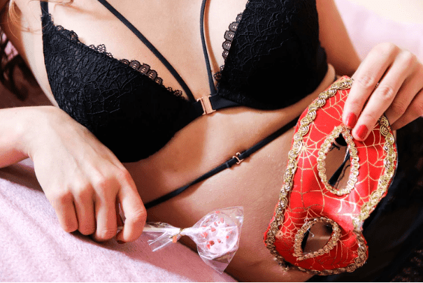 Attractive options from the category of women's lingerie
