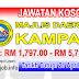 Job Vacancy at Majlis Daerah Kampar