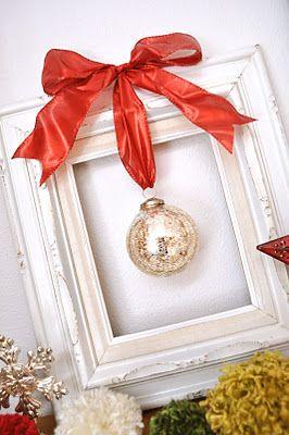 melhores ideias de decoração de Natal  de última hora  simples e barata