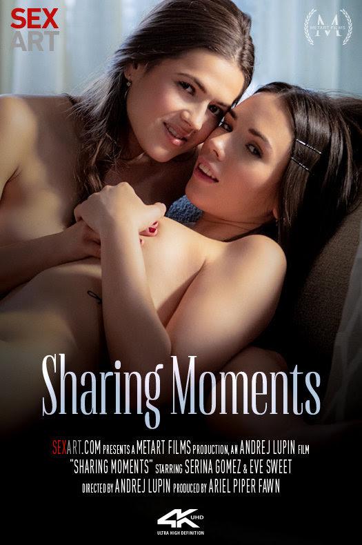 [Sex-Art] Eve Sweet, Serina Gomez - Sharing Moments