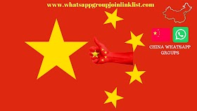China WhatsApp Group Join Link List