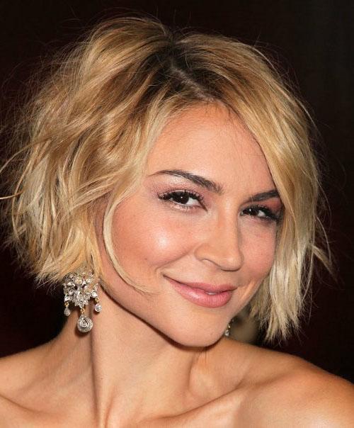 Frisuren feines gelocktes haar