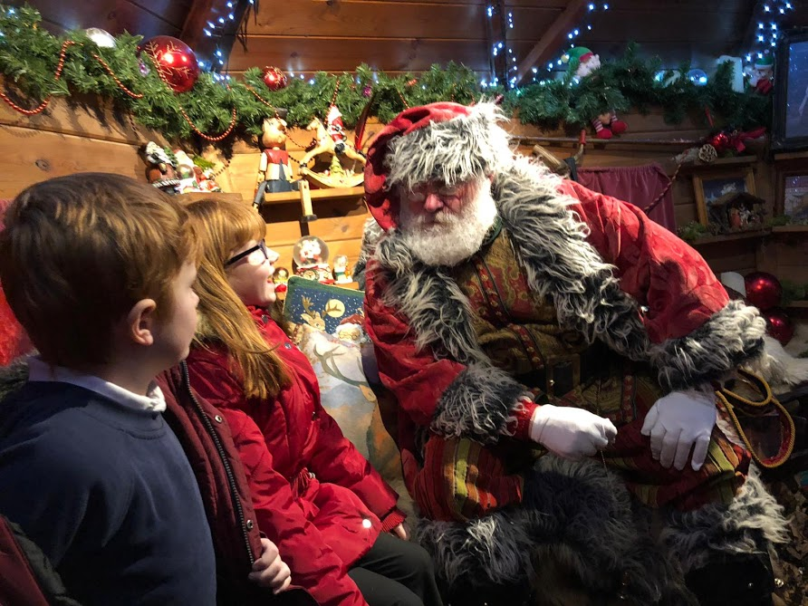 Alnwick Garden Santa Review