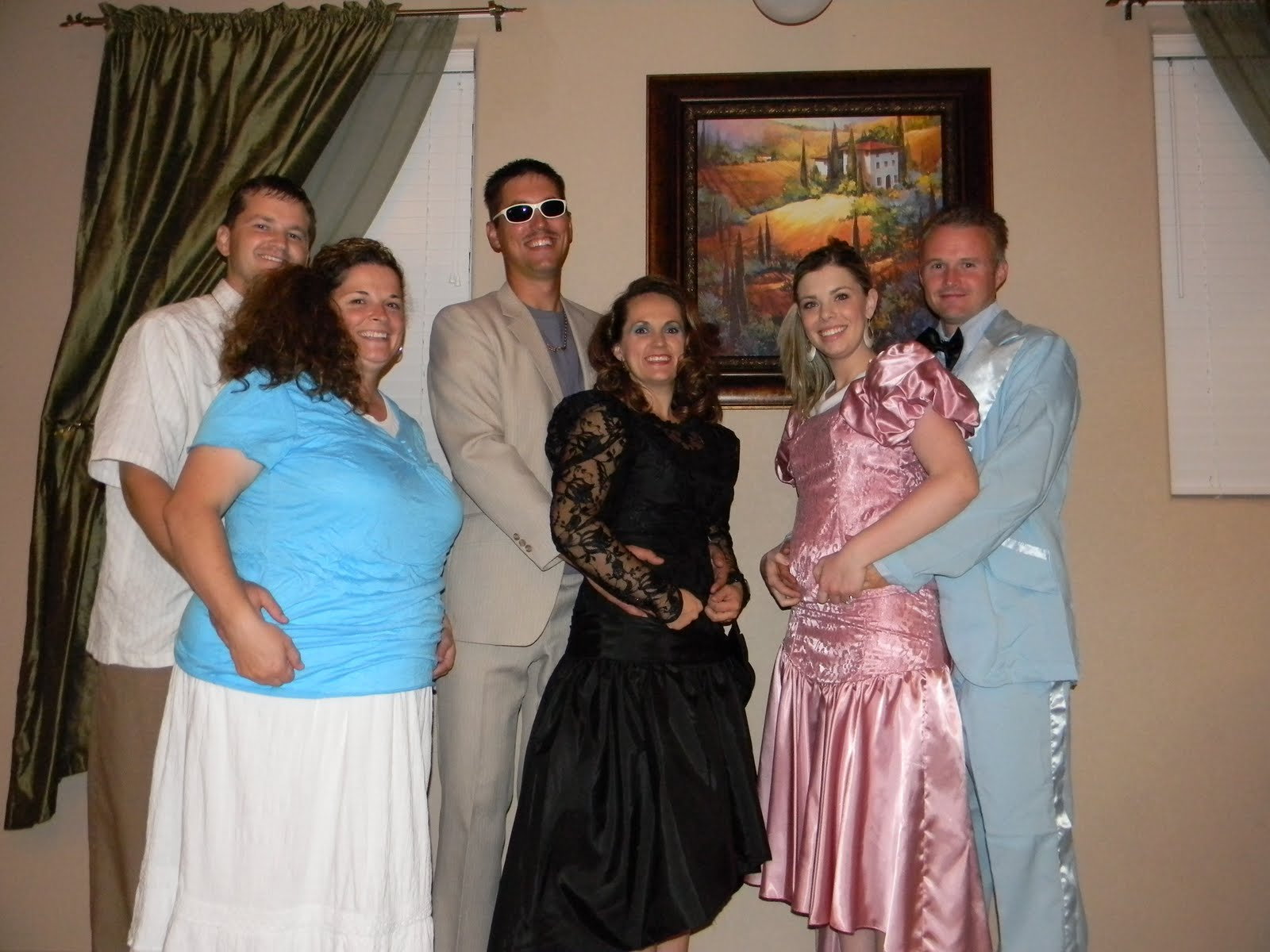 The Johnson Family Adventures 80 S Prom