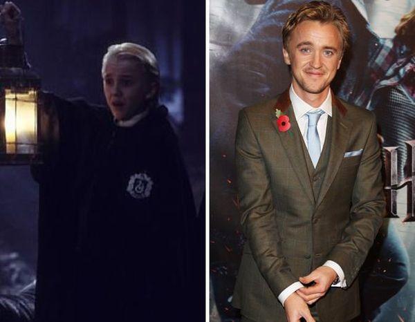 Trends High Quality Pictures: Harry Potter Characters Then ...