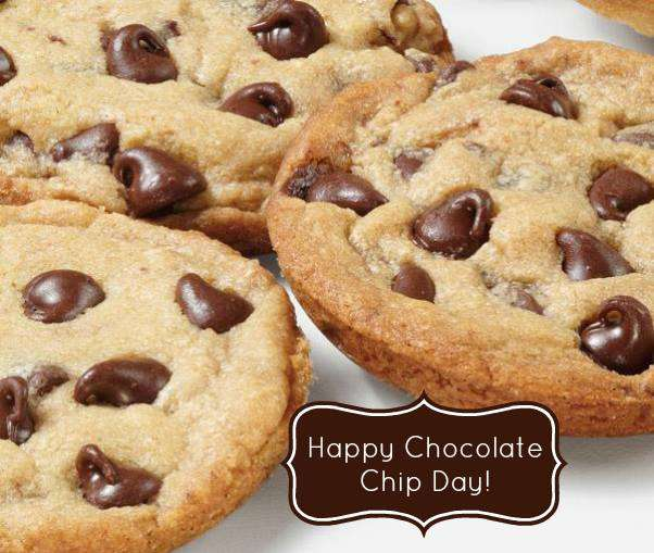 National Chocolate Chip Day Wishes Images