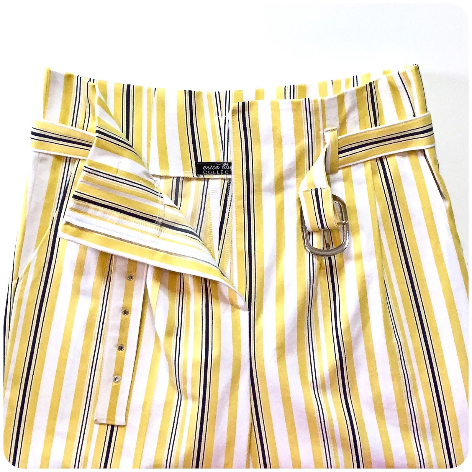 McCall's 7726 High-Waisted Pants - Erica Bunker DIY Style!
