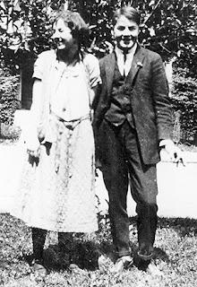 Les Goodfellow, Leona Bagley 1924