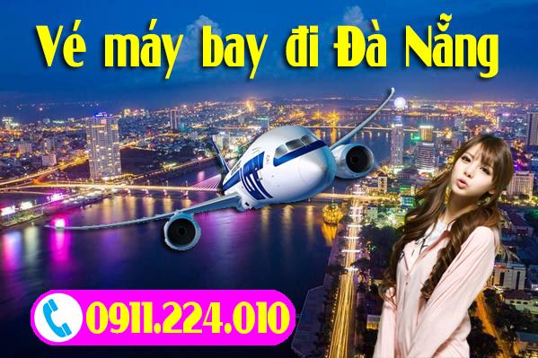 nơi mua vé máy bay đi Đà Nẵng